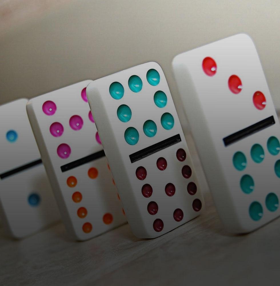 Voyance avec les dominos
